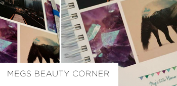 Read Megs Beauty Corner Review for Pirongs Uniques Planners