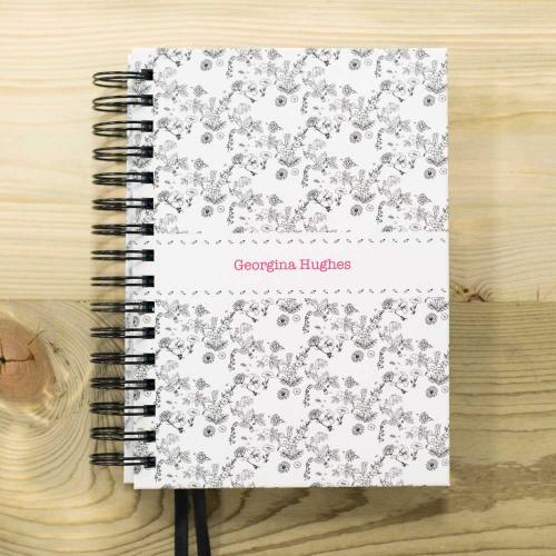 Design your own 2018 19 teacher planners unique planners for Custom photo planner