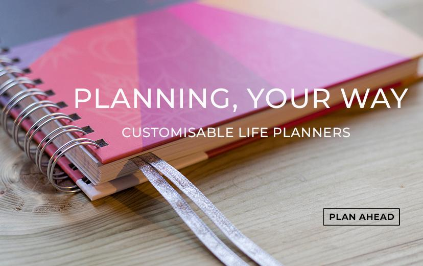 personalised life planner