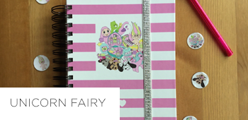 Unicorn fairy life planner review